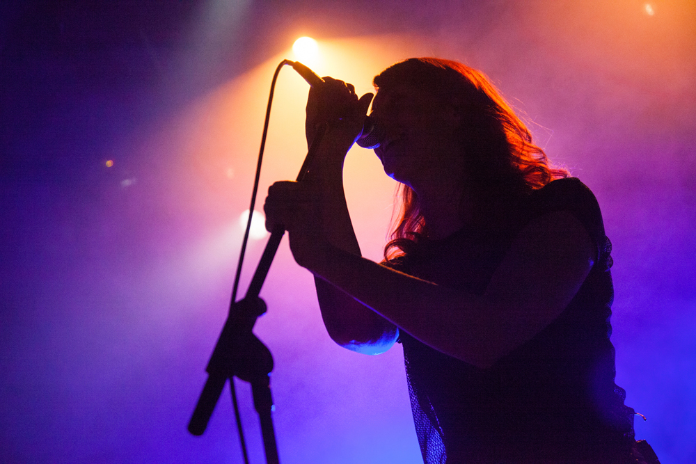 Hannah Georgas @ The Commodore Christine McAvoy Photography
