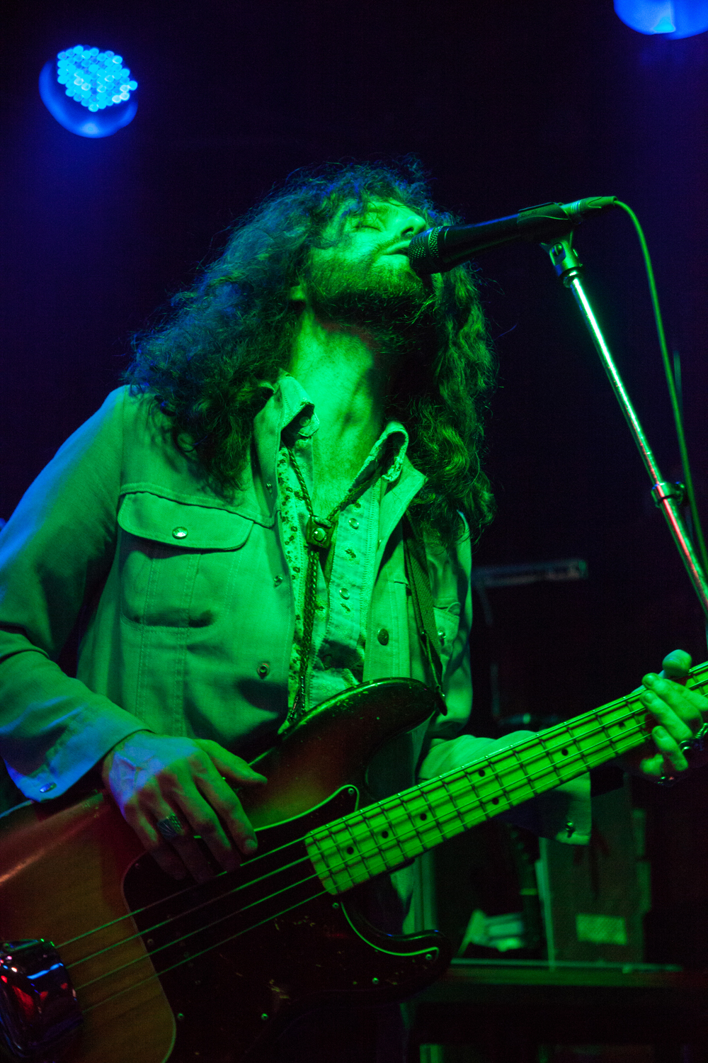 The Sheepdogs @ The Roxy Christine McAvoy Photography