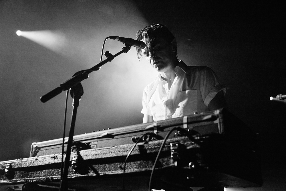 July Talk @ The Commodore Christine McAvoy Photography