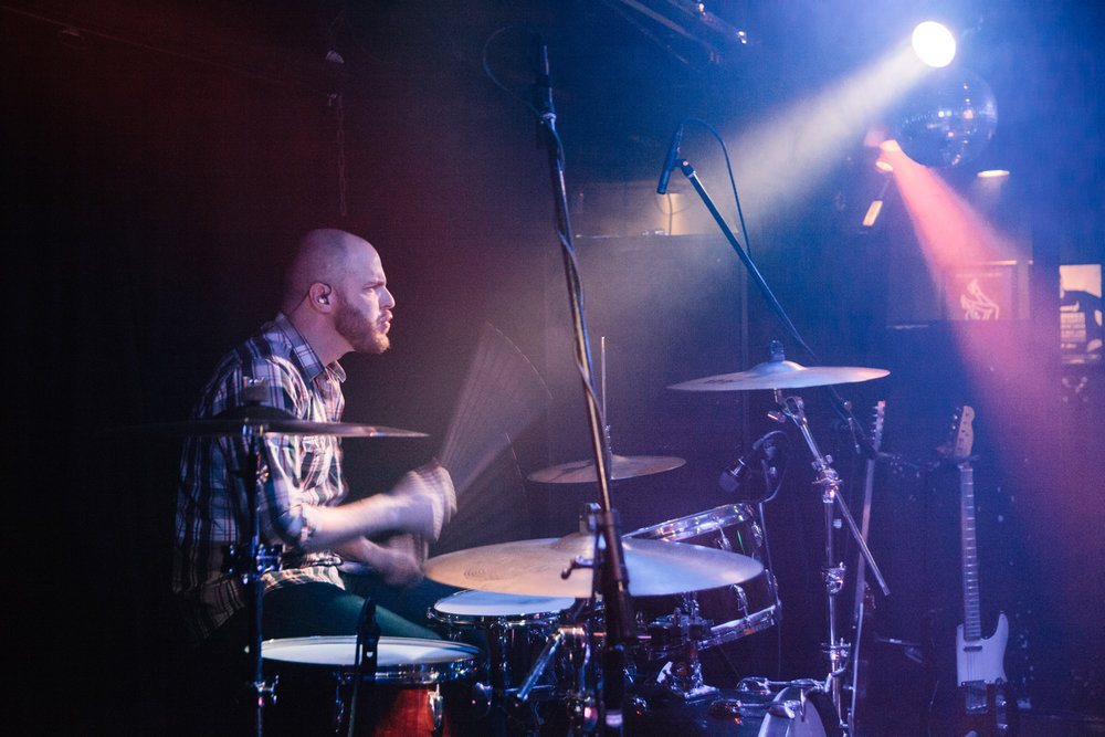 Jeremy Allingham @ Biltmore Cabaret Christine McAvoy Photography