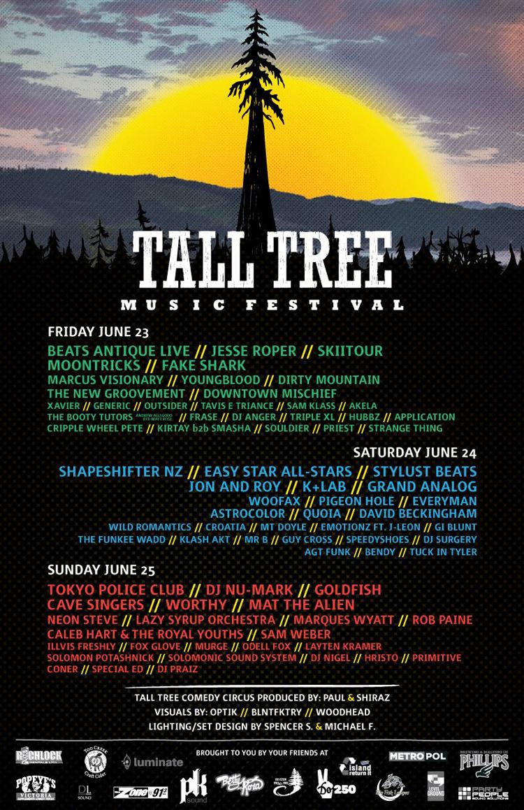 summer music festivals in bc 2017 u2014 3am revelations