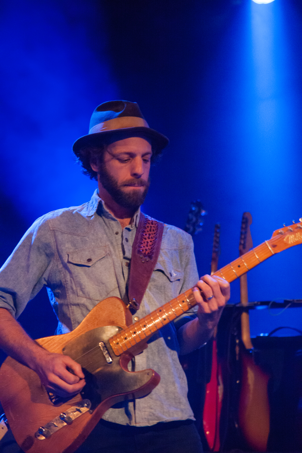 Dustin Bentall @ Commodore Christine McAvoy Photography