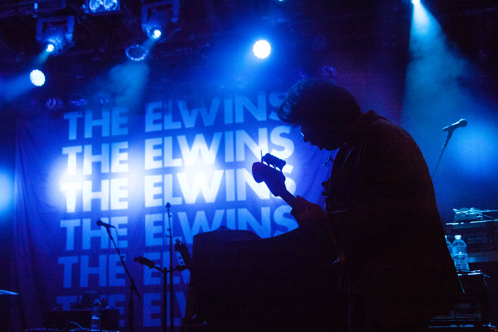 The Elwins @ Commodore Ballroom Christine McAvoy Photography