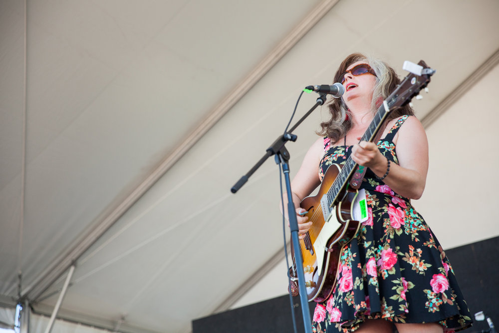 Vancouver Folk Music Festival Little Miss Higgins Christine McAvoy Photography