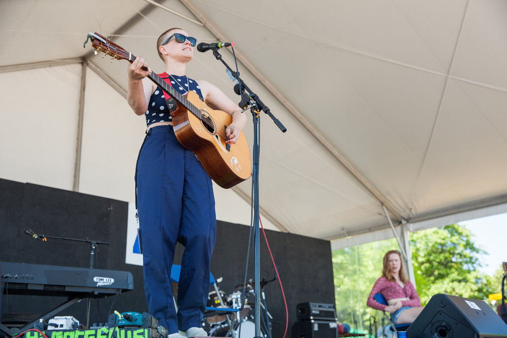 Vancouver Folk Music Festival Wallis Bird Christine McAvoy Photography