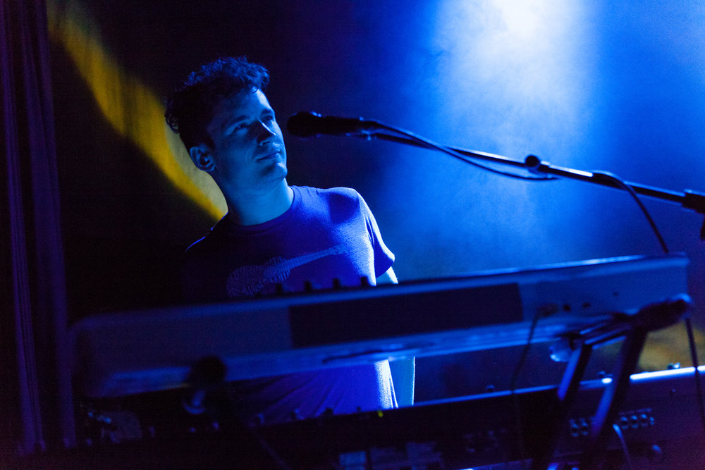 The Zolas @ Commodore Ballroom  Christine McAvoy Photography