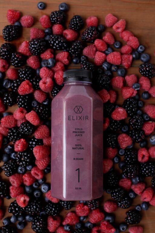 elixir detox berries