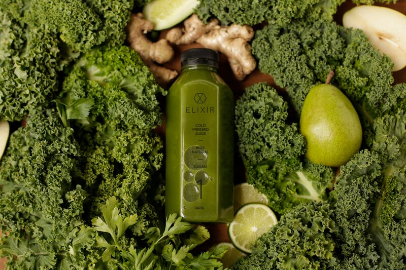 elixir green detox