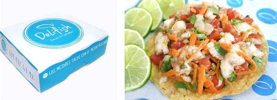 diseño de imagen para restaurant de mariscos