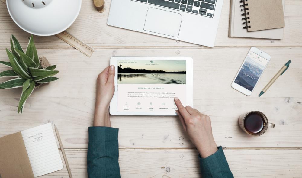 fair website design