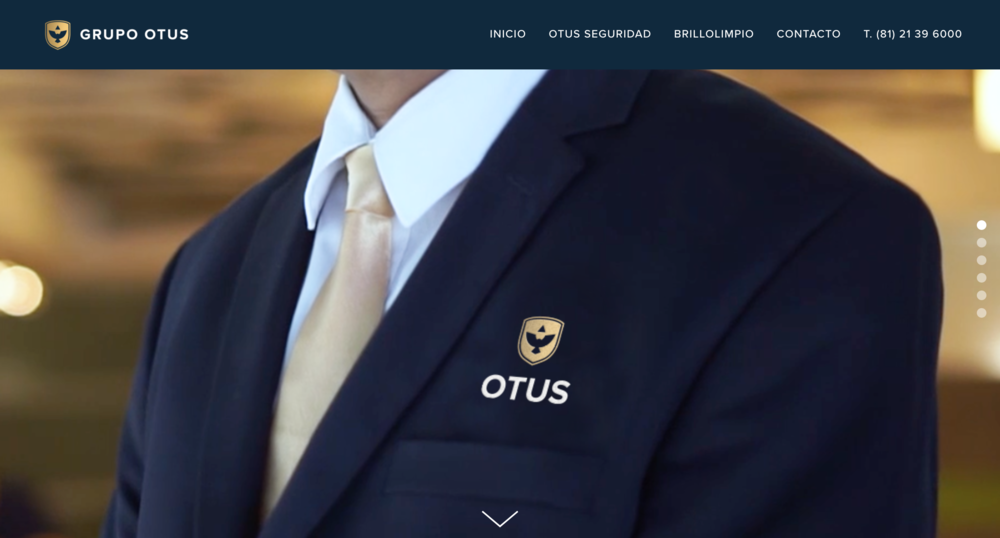 Grupo Otus - Private Security