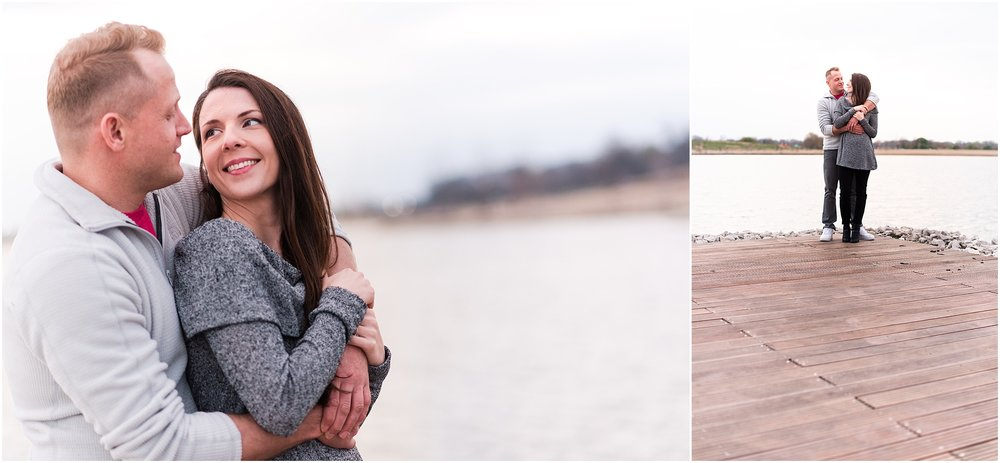 Memphis Engagement Photographer - Shelby Farms Park engagement