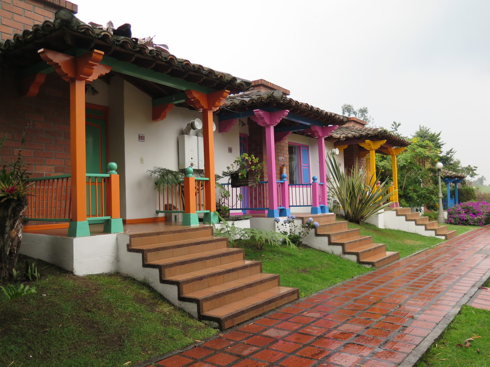 Villas to rent at Termales del Otoño