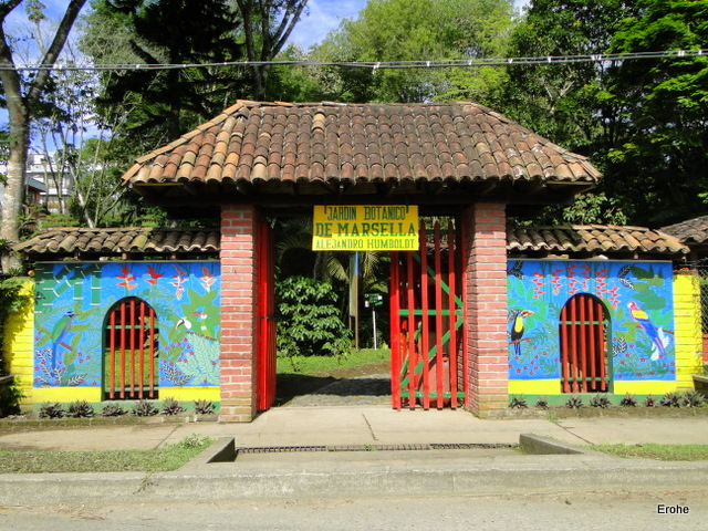 Jardin Botanico de Marsella, Photo Credit: Marsella Educativa