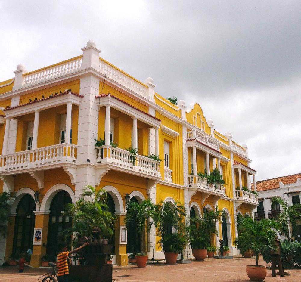 San Pedro Claver Square