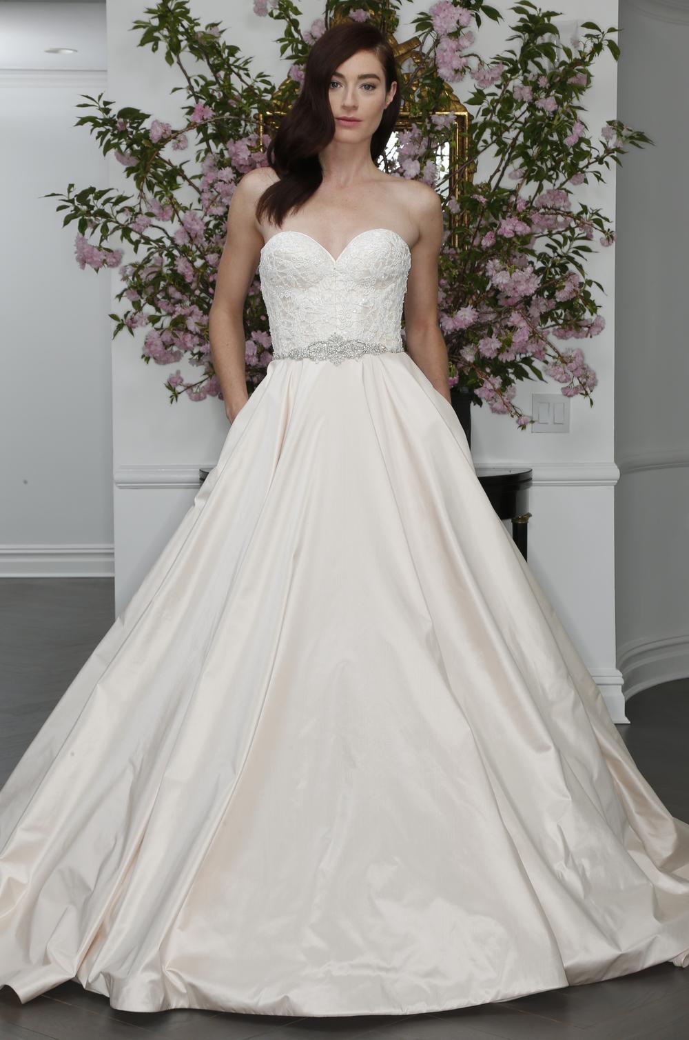 eb412cf8c8 Romona Keveza Legends — Columbus Ohio Designer Bridal Gowns - La Jeune  Mariee Collection