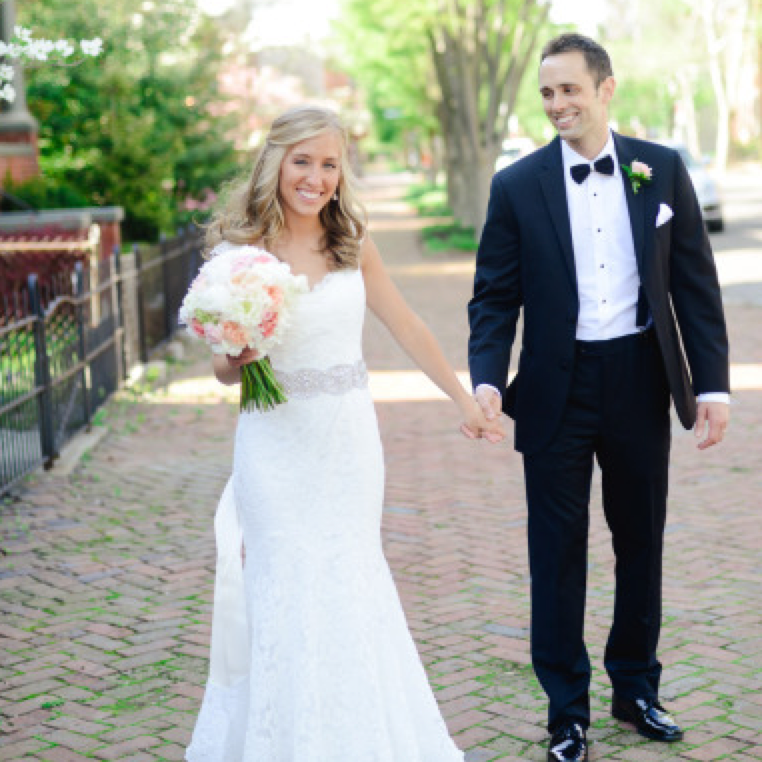KATIE & DANA // MARRIED AUGUST 30, 2014 STYLE ME PRETTY by Henry Photography