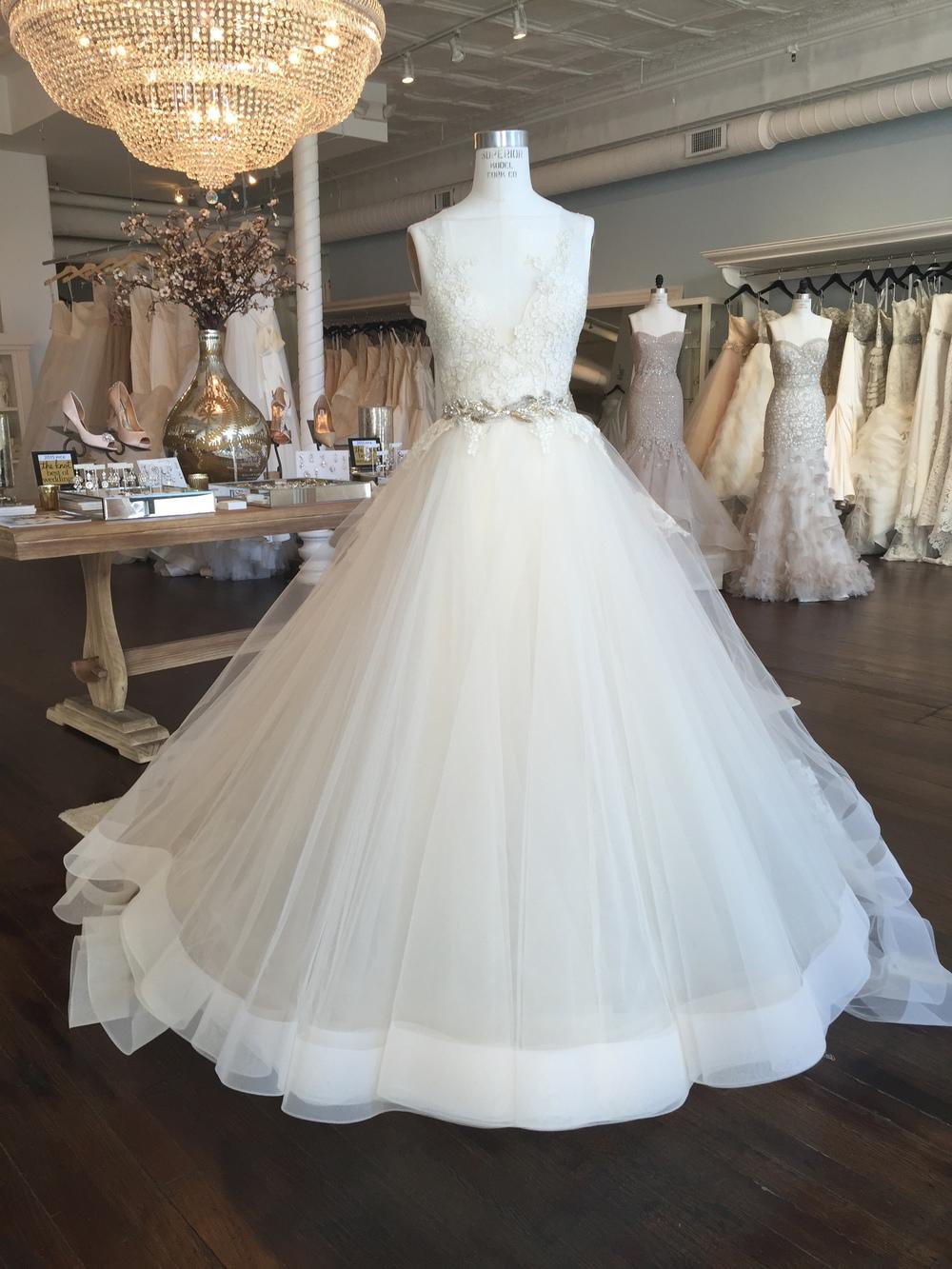 What\'s New at La Jeune Mariee — Columbus Bridal Gown Boutique - La ...