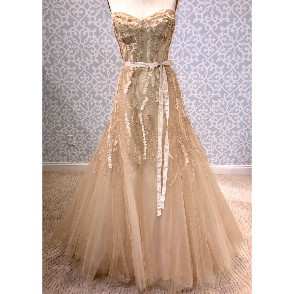 Monique Lhuillier Candy Dress