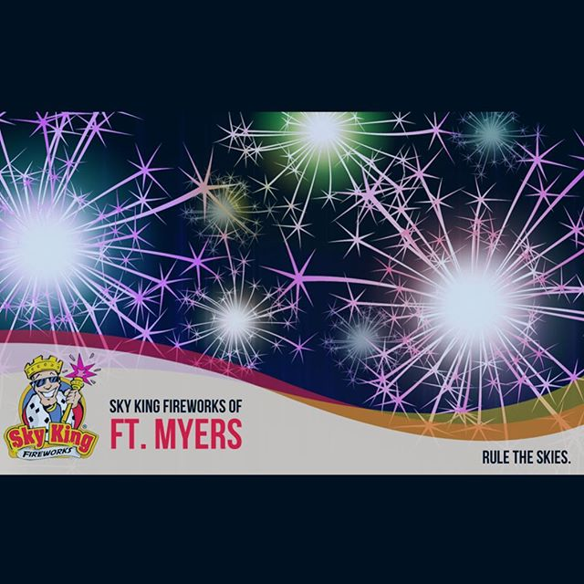Need the best fireworks for the weekend??? Well meet me at sky king fireworks on s41 today 12pm-2pm BUY 1 get 2 FREE!!!!!!! #1055thebeat