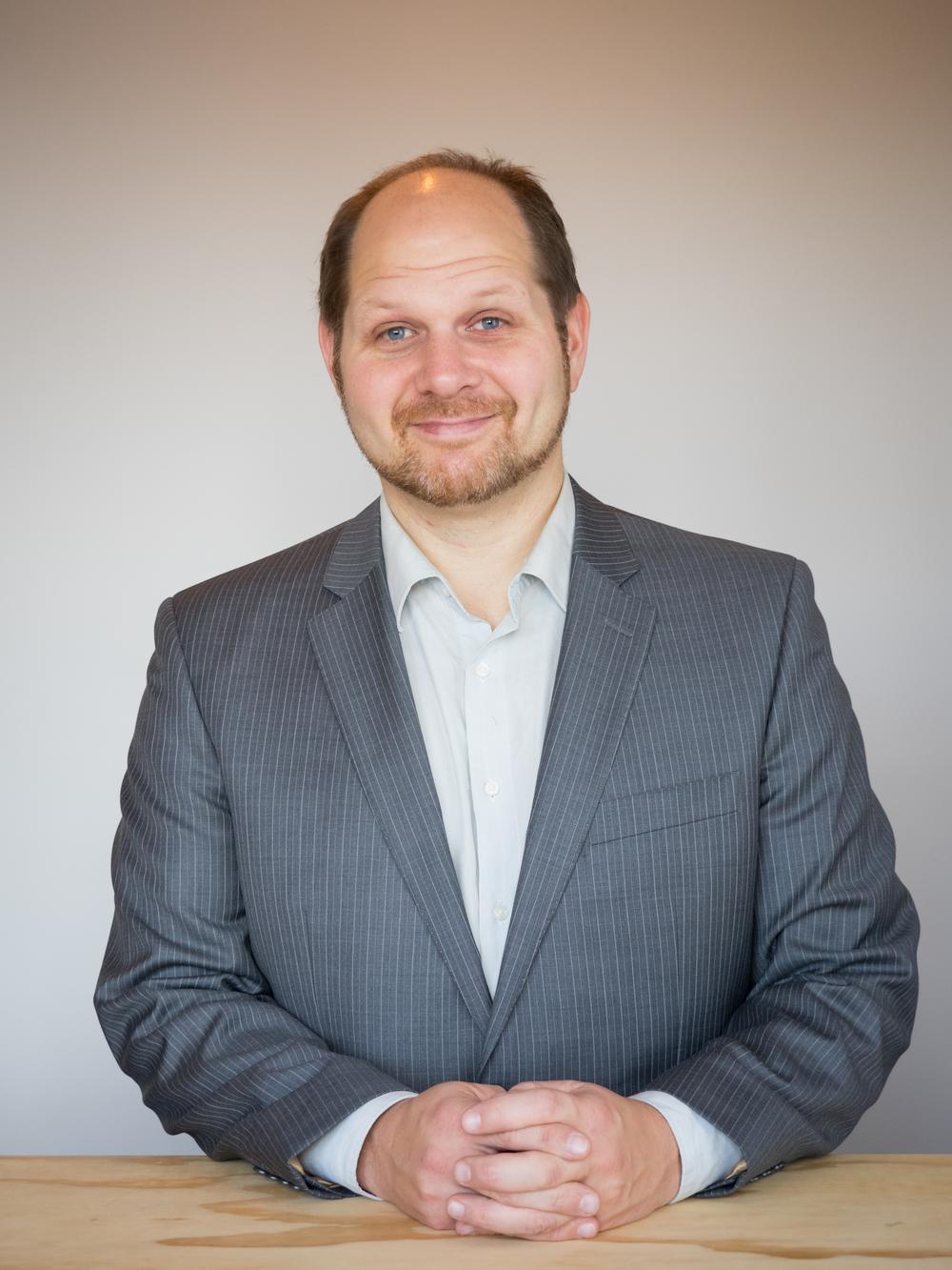 Jesse Pentecost, TMaaS Consultant