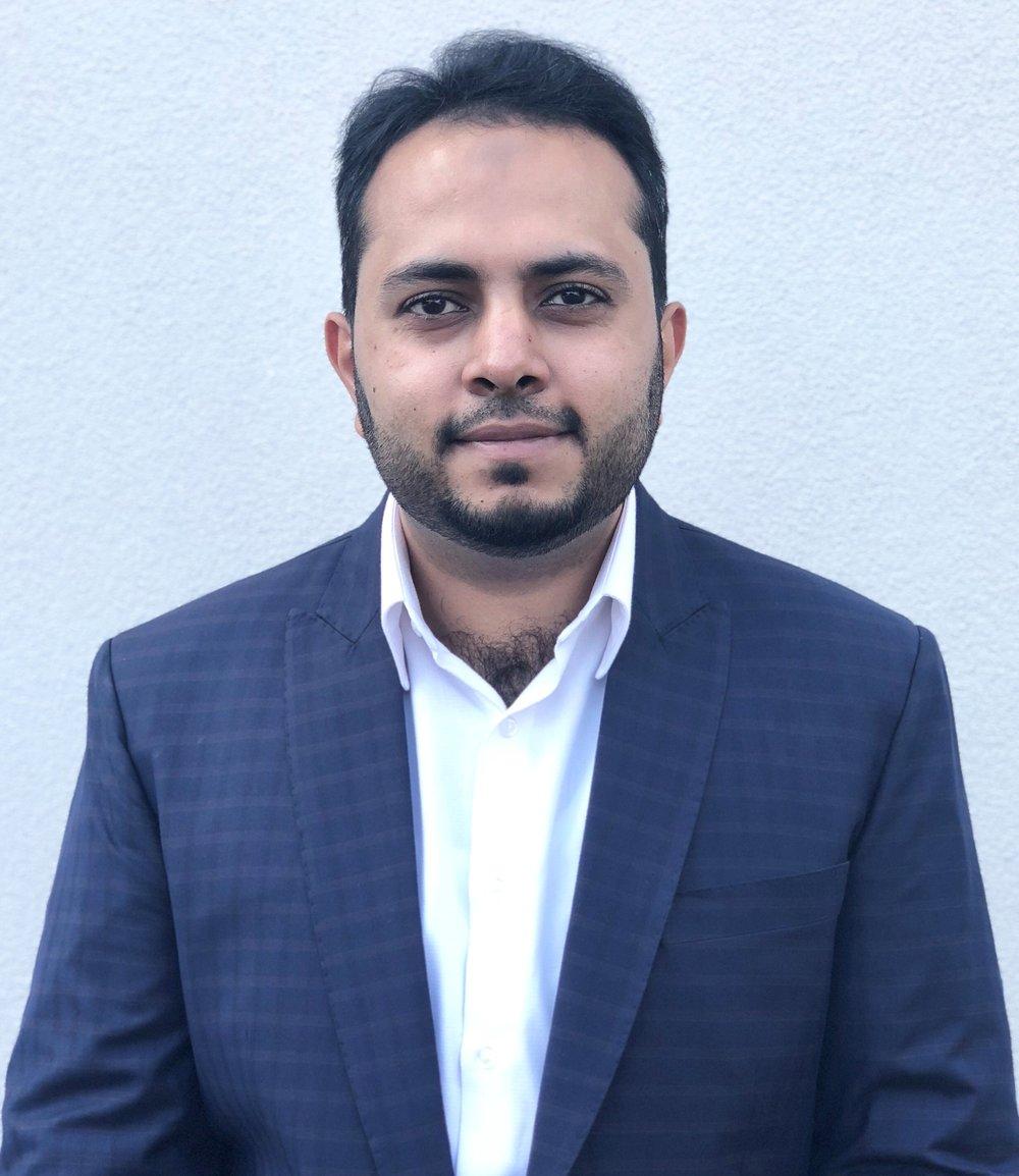 Mohammad Uzair, Associate Consultant