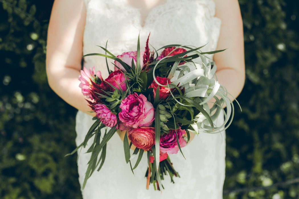 Virginia Wedding Florist Amanda Burnette Summer flowers Betty Clicker Photography Succulent Wedding bouquet_0002.jpg