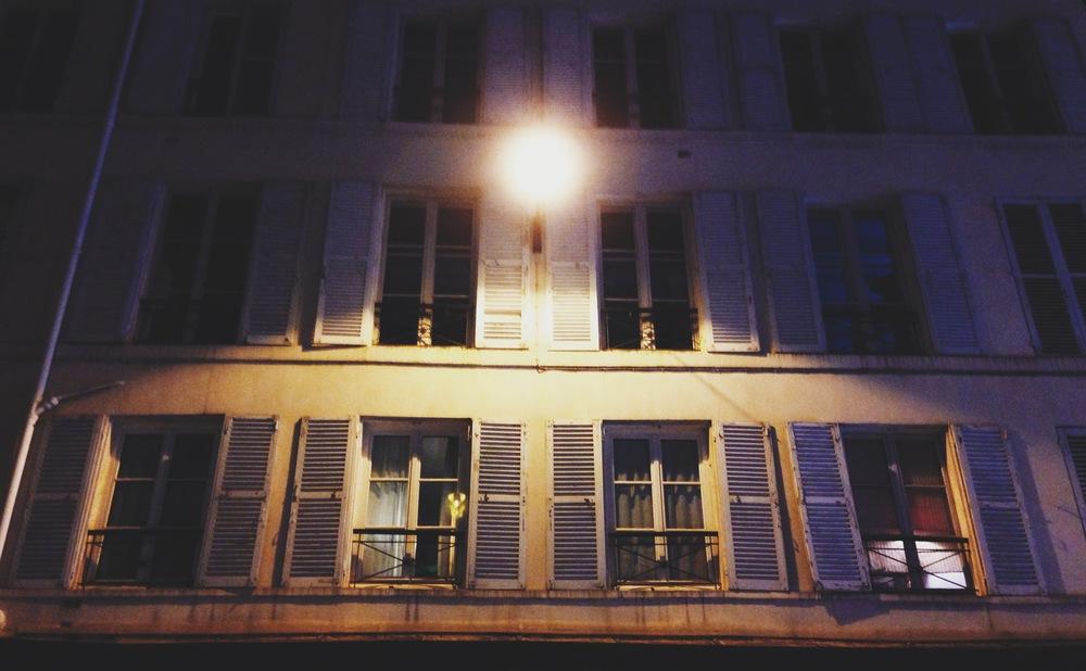 Lumière de nuit