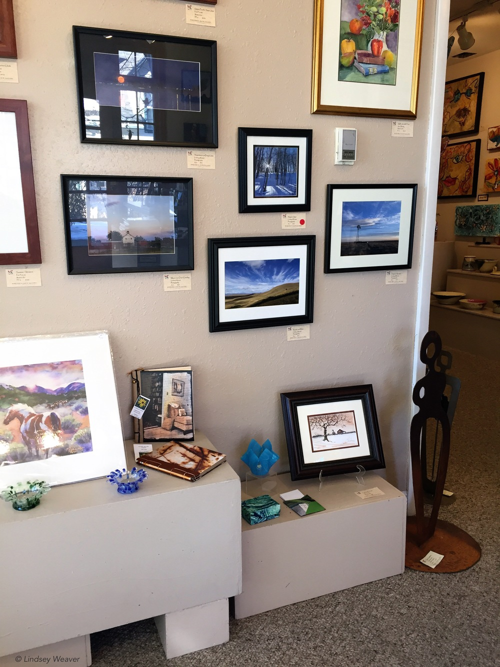 Images at the Madison & Main Gallery