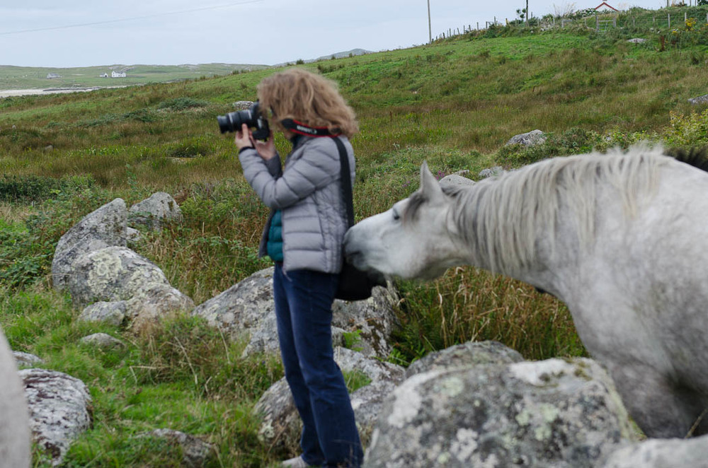 Photographer in Ireland