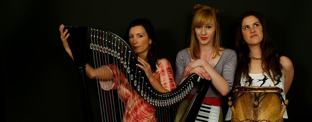 Melbourne Harp Lessons Emily Rosner