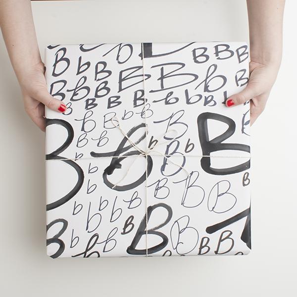 B present