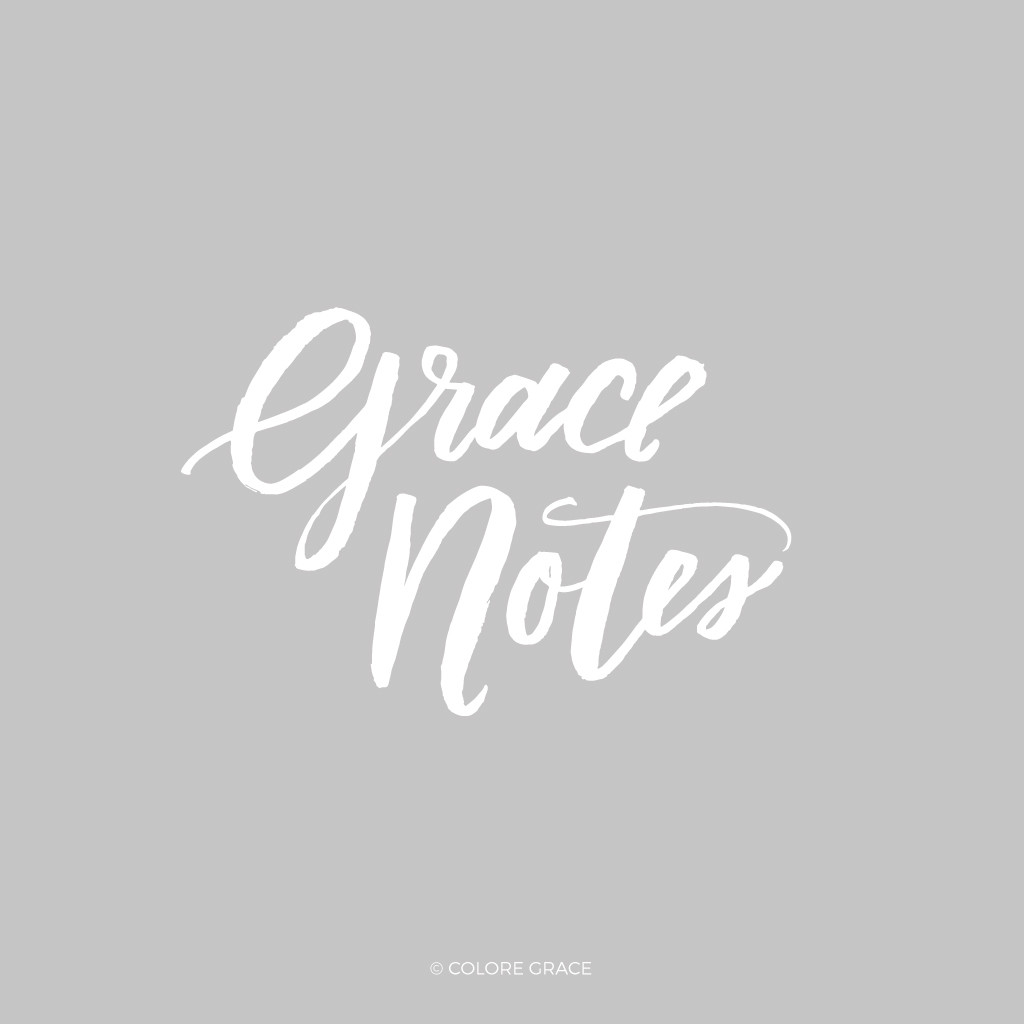 Grace Notes by Colore Grace