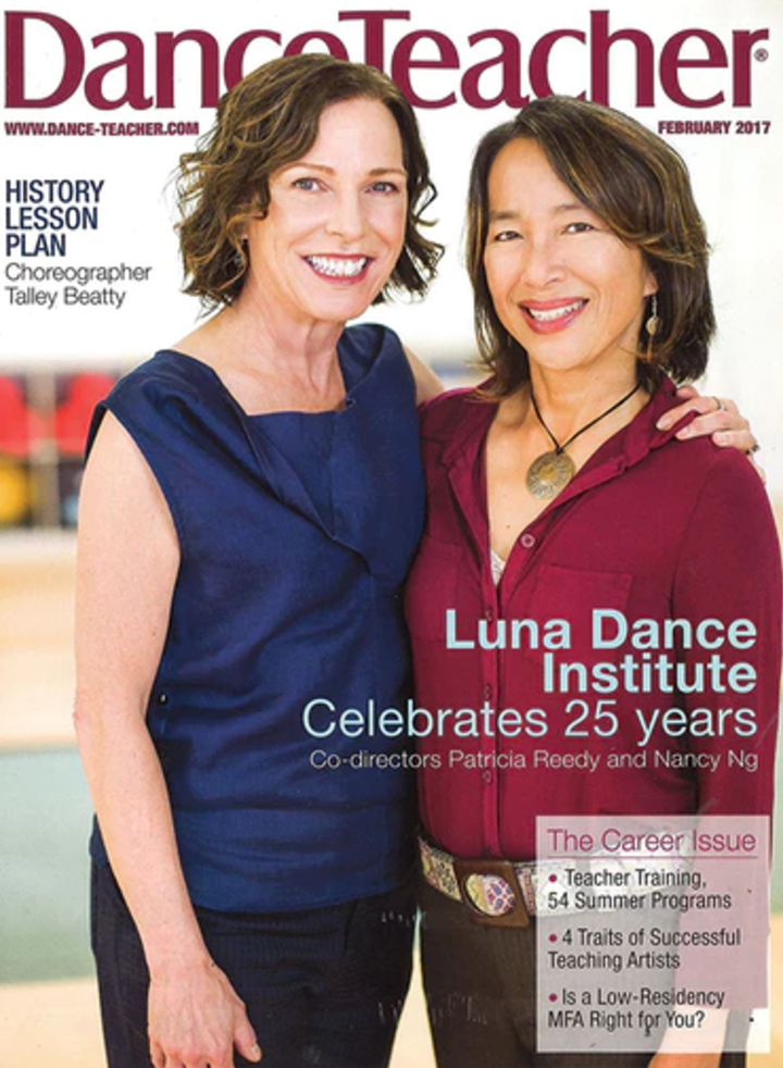 Dance Teacher Magazine Feature