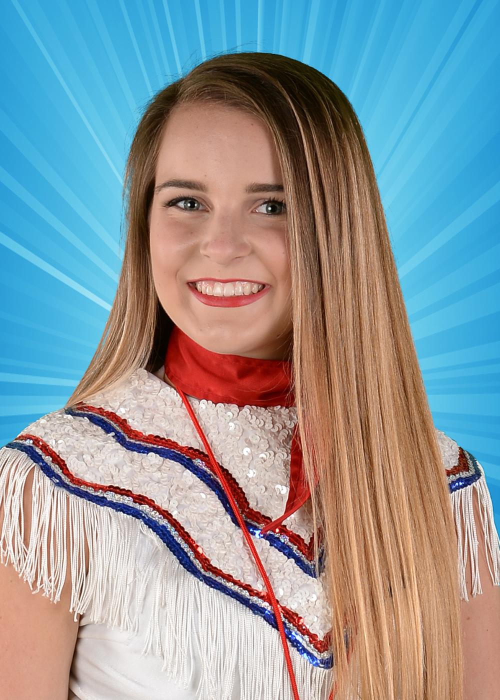 Becca Barnard-Sr Lt