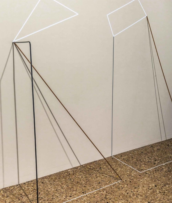 Kāryn Taylor, Field Notations, 2017, installation view
