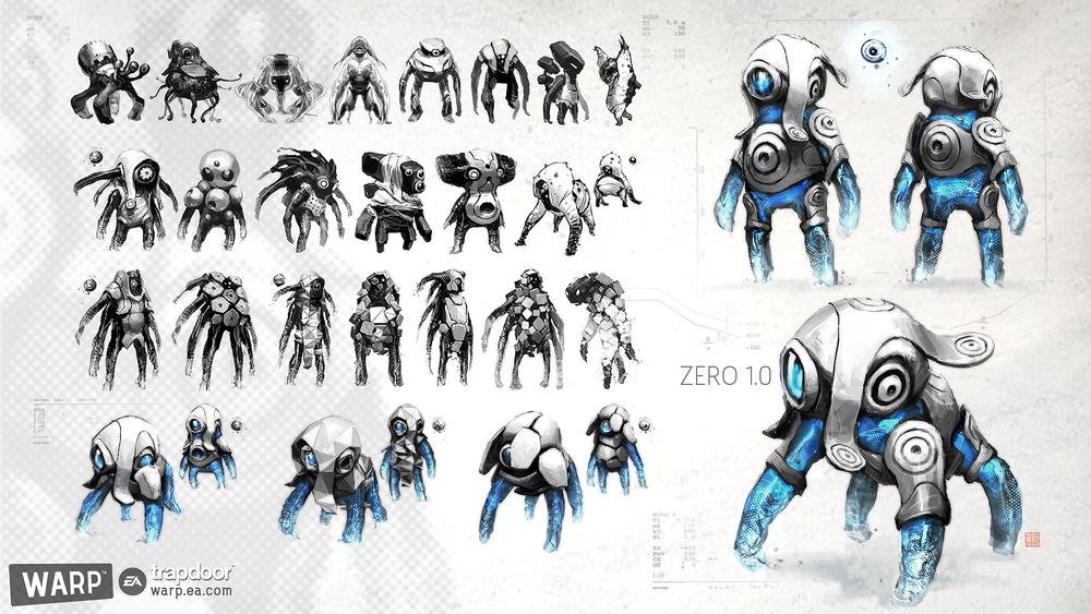 WARP_Zero part I