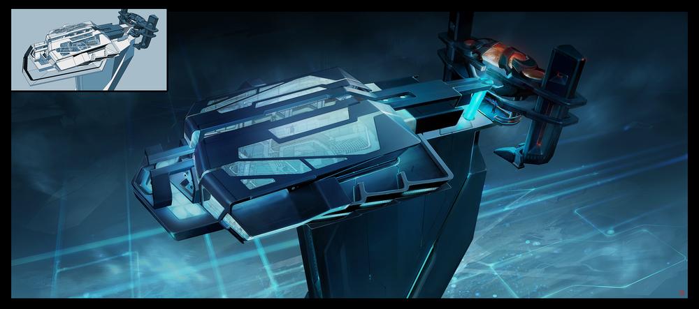 TRON: Legacy_EOTL, ©️️Disney Interactive.