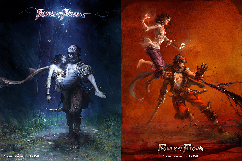Prince of Persia_Heroes