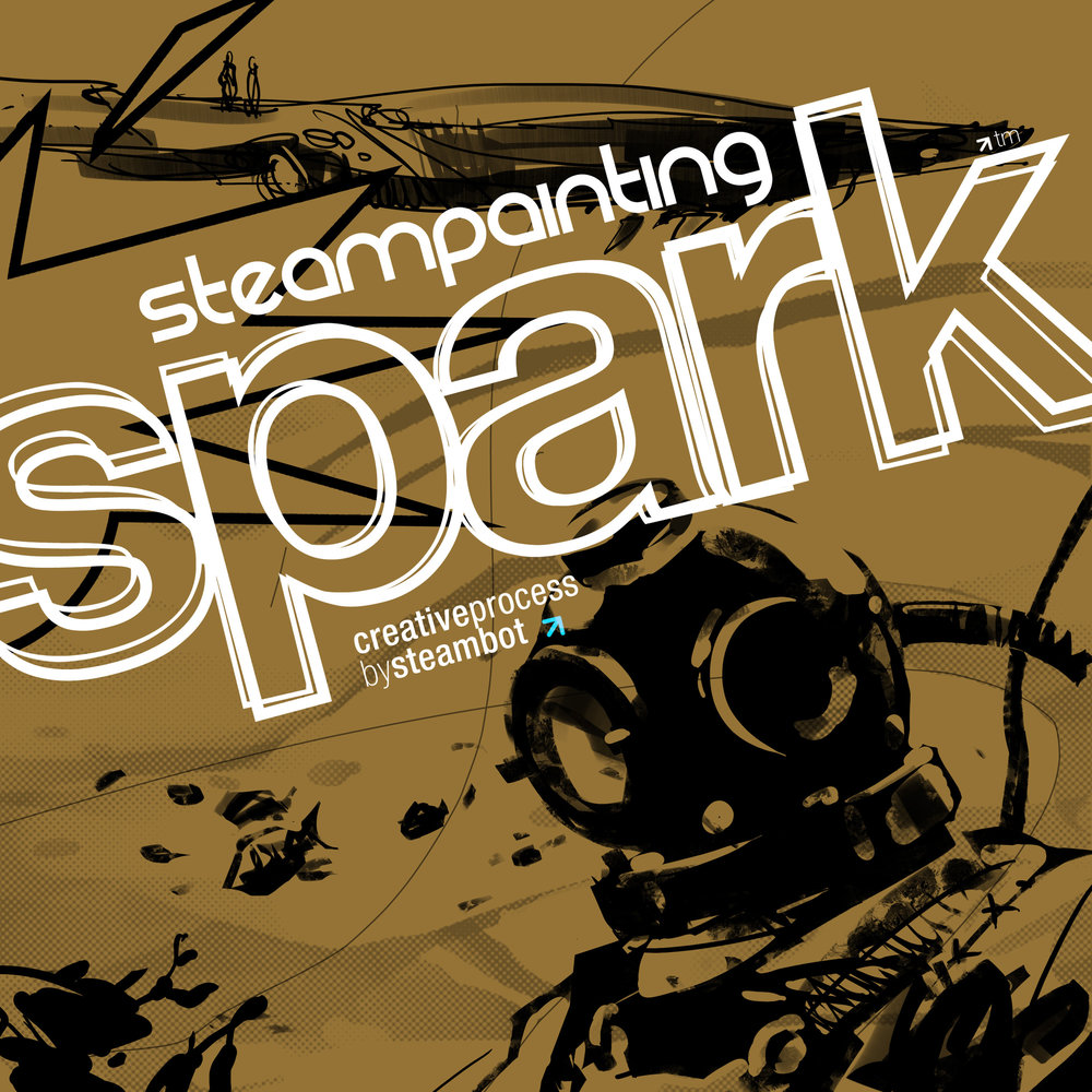 Steampainting: SPARK