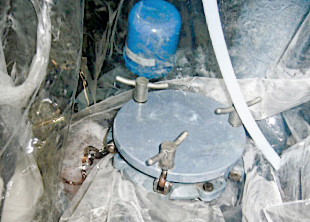 The Working Area