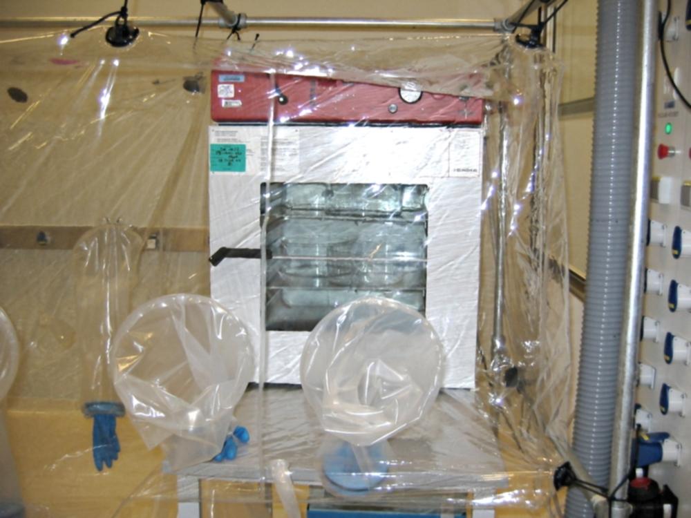 Vacuum Dryer Access