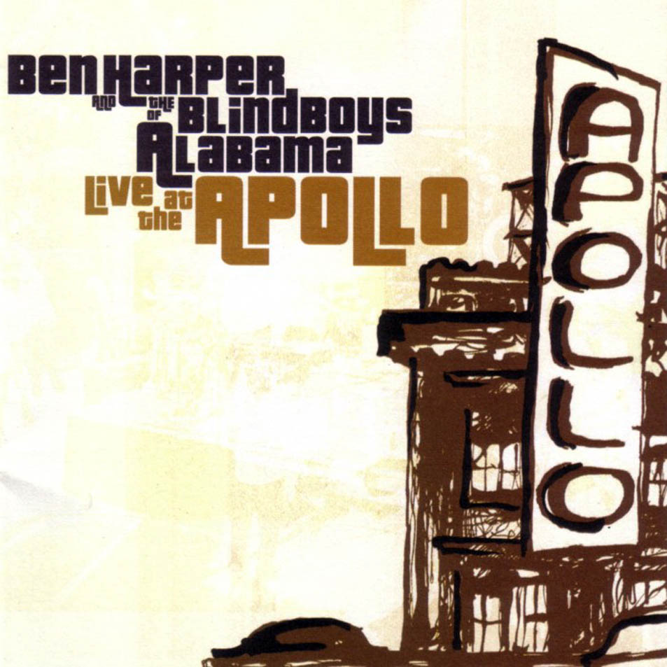 Ben Harper and The Blind Boys of Alabama - Live at The Apollo