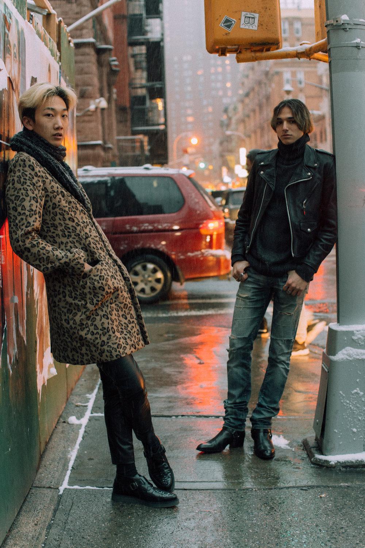 Tony and Jared, New York 2017