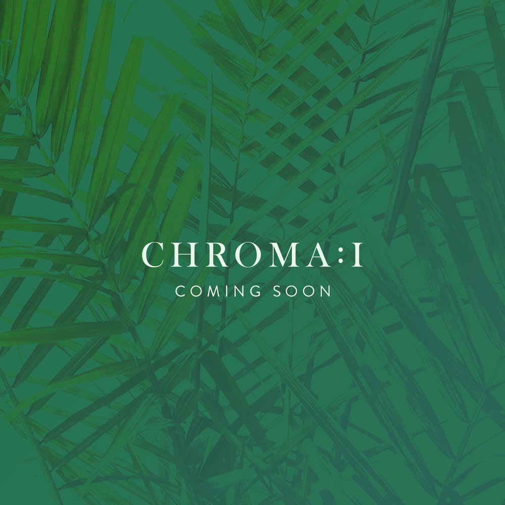 I'm so excited to announce that I have a new EP coming out. It's called CHROMA: I, and is the first in a 4 part series. Check out Vertigo for a taste of the new music, and look out for the rest of the album to come out on October 1st!