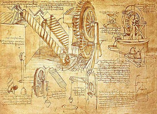 Leonardo Da Vinci projeleri ile ilgili görsel sonucu