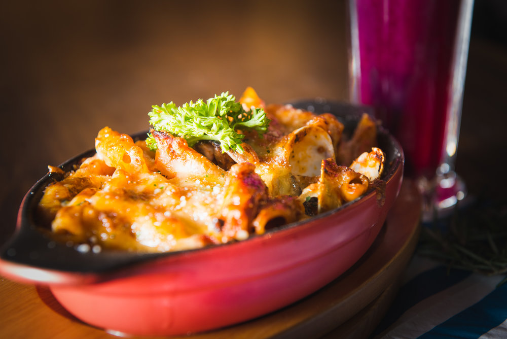 香濃焗烤 & 燉飯 - Gratin & Risotto