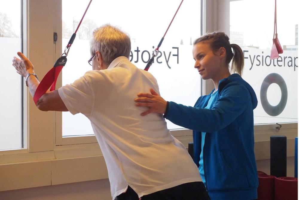 Vår nye fysioterapeut, Ane Selseth, vil være tilgjengelig på både Fokusklinikken Vinderen og Økern. FOTO: Fokusklinikken