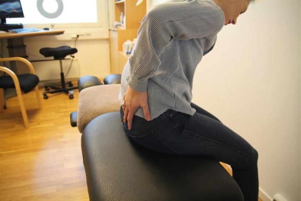 De aller fleste vil erfare å få ryggsmerter en eller flere ganger i løpet av livet.