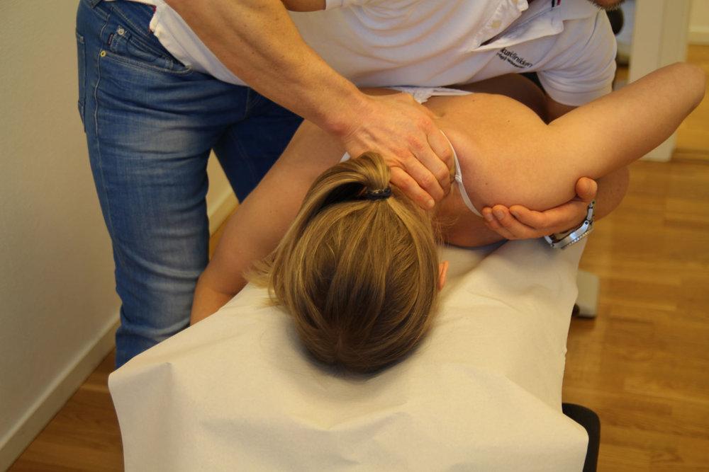 SLAP beskriver en skade i øvre, bakre del av leddleppen.